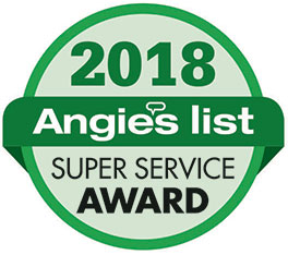 Space City Inspections, LLC Earns Esteemed 2018 Angie's List Super Service Award