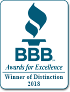BBB 2018 Award Business Review Reliability Report for Space City Inspections, LLC