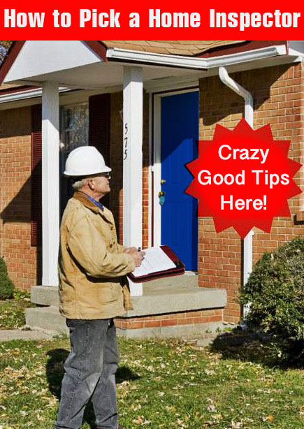 How To Pick a Great Home Inspector